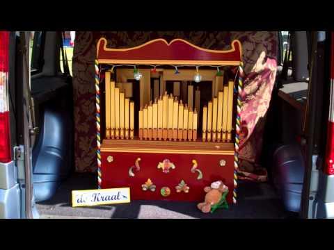 Bavarian Polka on Pell Organ