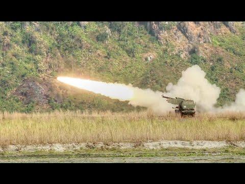 U.S. Marines Training