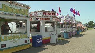 Threat Of Rain Won T Stop The Fun At Trumbull County Fair