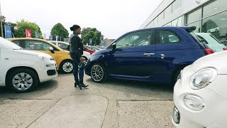 Abarth 595 Test Drive and Collection!!