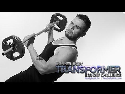 Трансформация тела - День 26