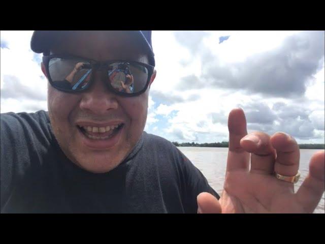 Mission in Suriname 2 🇸🇷 Rit & Boot naar  Frederiksdorp 2019