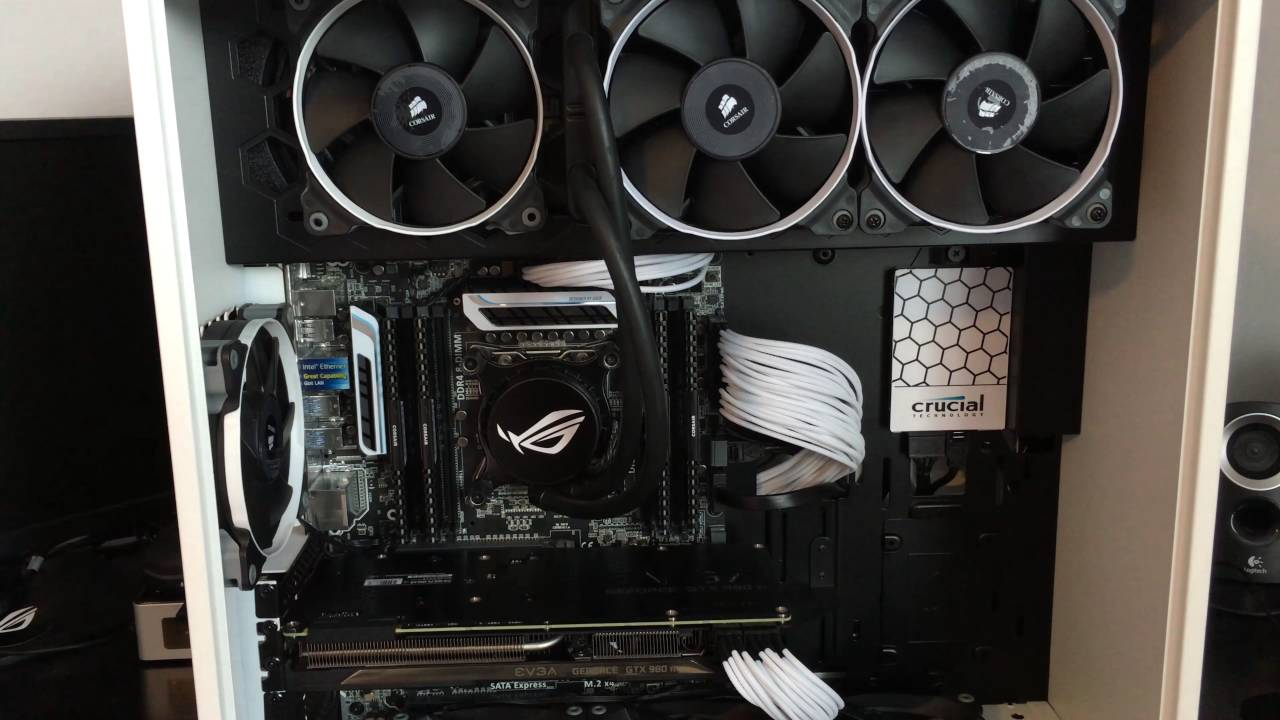 Rig Update 2 The In Win 303 Youtube
