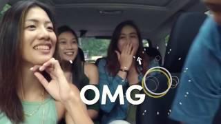 Pepsi-Drive-Oke by Daniel Padilla featuring DLSU Lady Spikers