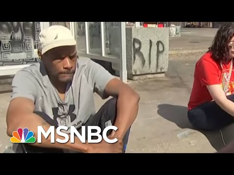 Minneapolis Resident On 'Solutions' To Bring City Back Together   Hallie Jackson   MSNBC