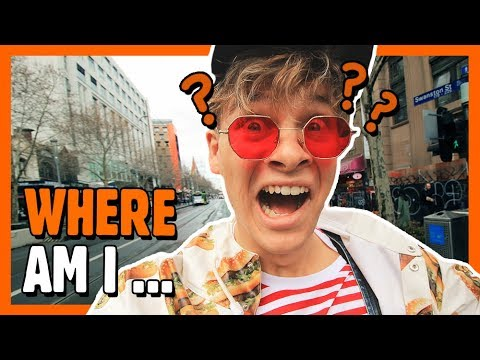 Traveling ALONE across the world  | HelloRasmus