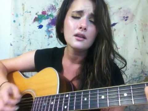 Drunk On Love By Rihanna COVER By Annalisa Nutt