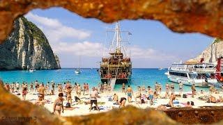 Zakynthos - Navagio Beach (Shipwreck) Greece 2016