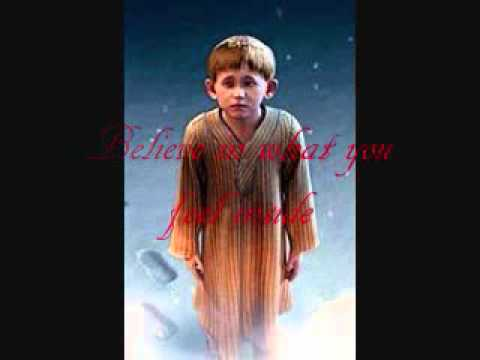 The Polar Express - Believe - Josh Groban - Lyrics