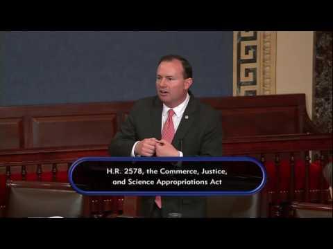 Senator Lee Defends Americans' Constitutional Rights On Senate Floor