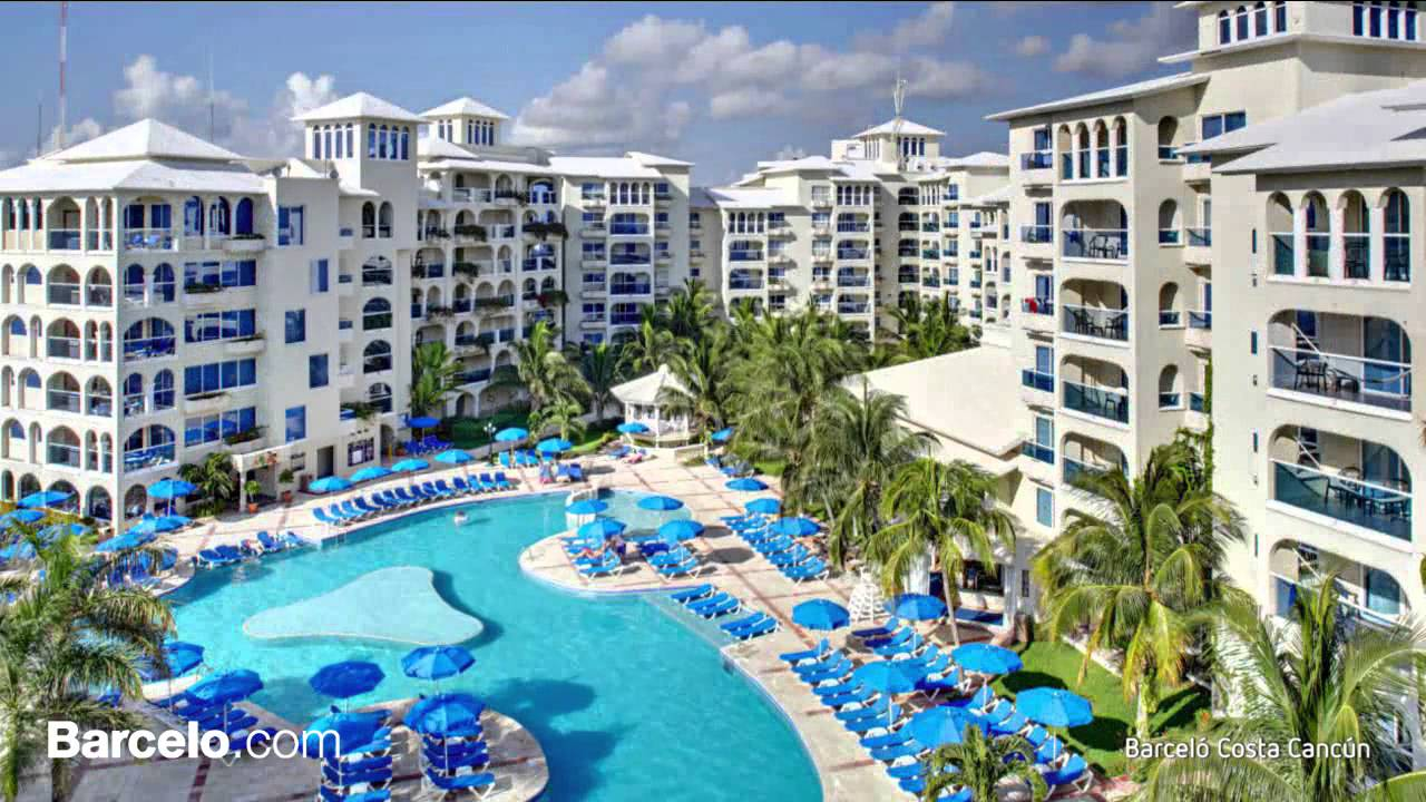 Barceló hotels resorts mexico dominican republic and central america a quality porfolio