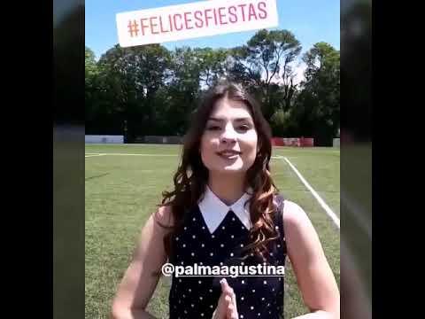 Felicesfiestas Agustina Palma y Sebastian Athie ❤