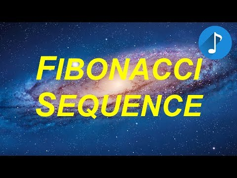 Fibonacci Sequence - Golden Ratio - Nature by Numbers - Phi Frequency 1.618 Hz - Monaural Beats