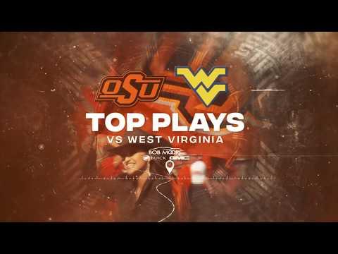 Cowboy Football Top Plays vs West Virginia (11.17.18)
