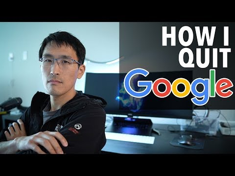 How I quit Google