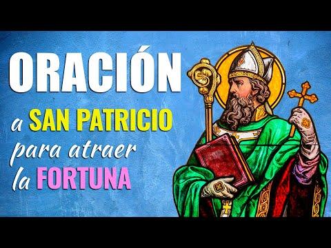 🙏 Oración a San Patricio para ATRAER LA BUENA SUERTE Y EL DINERO 🍀