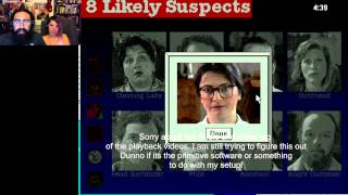"""Who Killed Sam Rupert"" Virtual Murder 1 - Lets Play - Part 1"