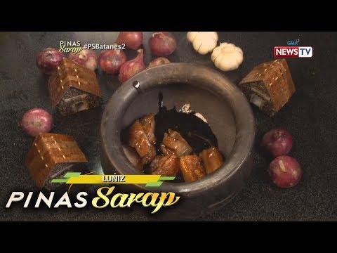 Pinas Sarap: Luniz, ang 'bagnet' ng mga Ivatan!