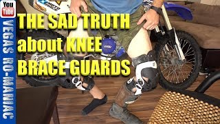 🤔 Should I buy a PRO Knee BRACE Guard? Things you need to know, EVS ASTERISK ALPINESTARS MOBIUS