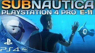 Subnautica PS4 Pro Deutsch Speicher-Drama Playstation 4 German Deutsch Gameplay #11