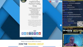 Breaking Bitcoin - The Trade That Will Change Your Life! - Live Cryptocurrency Technical Analysis