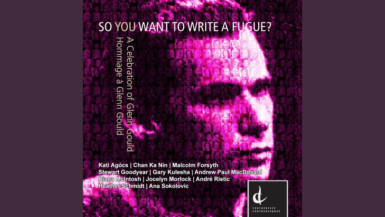 How To Write A Fugue Free Mp3 Download