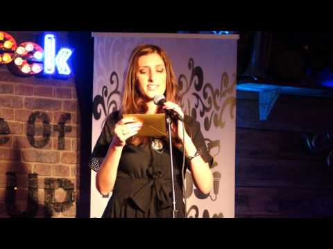 Chortle awards 2017: Jessica Knappett presents Best TV comedy