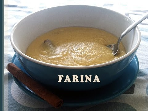 Dominican style Farina or Harina (Porridge) Recipe by: Food Luv Bites