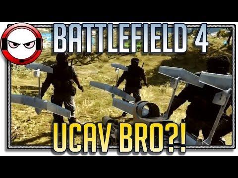 Battlefield 4 - UCAV BRO?!