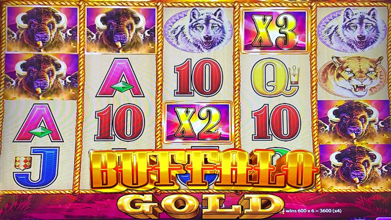 Free slot machine play buffalo