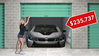8 LUCKIEST Storage Unit Finds EVER!!