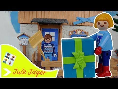 Playmobil Film deutsch - Eingeschneit am Geburtstag - Kinderfilm mit Jule Jäger