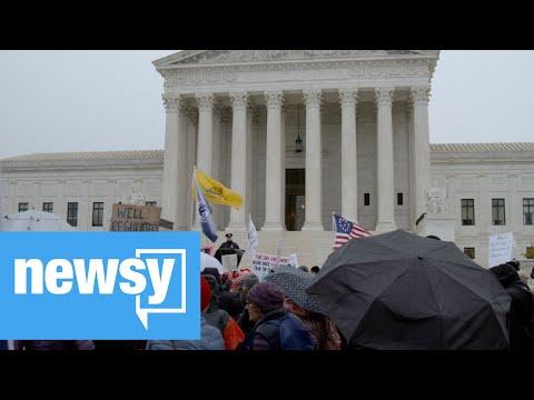SCOTUS heard first guns case in a decade