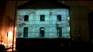 Videomapping · Zaragoza Activa · sinanesthesia