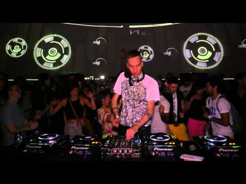 Jimmy Edgar Boiler Room DJ Set at Osheaga Festival