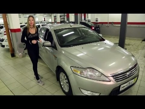 2008 Ford Mondeo / Выбираем б/у автомобиль
