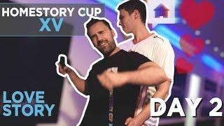 HomeStory Cup XV Highlights | Day 2 | StarCraft 2 | TaKeTV
