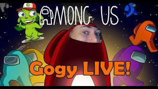 Among Us - NOOB LIVE & Funny Moments