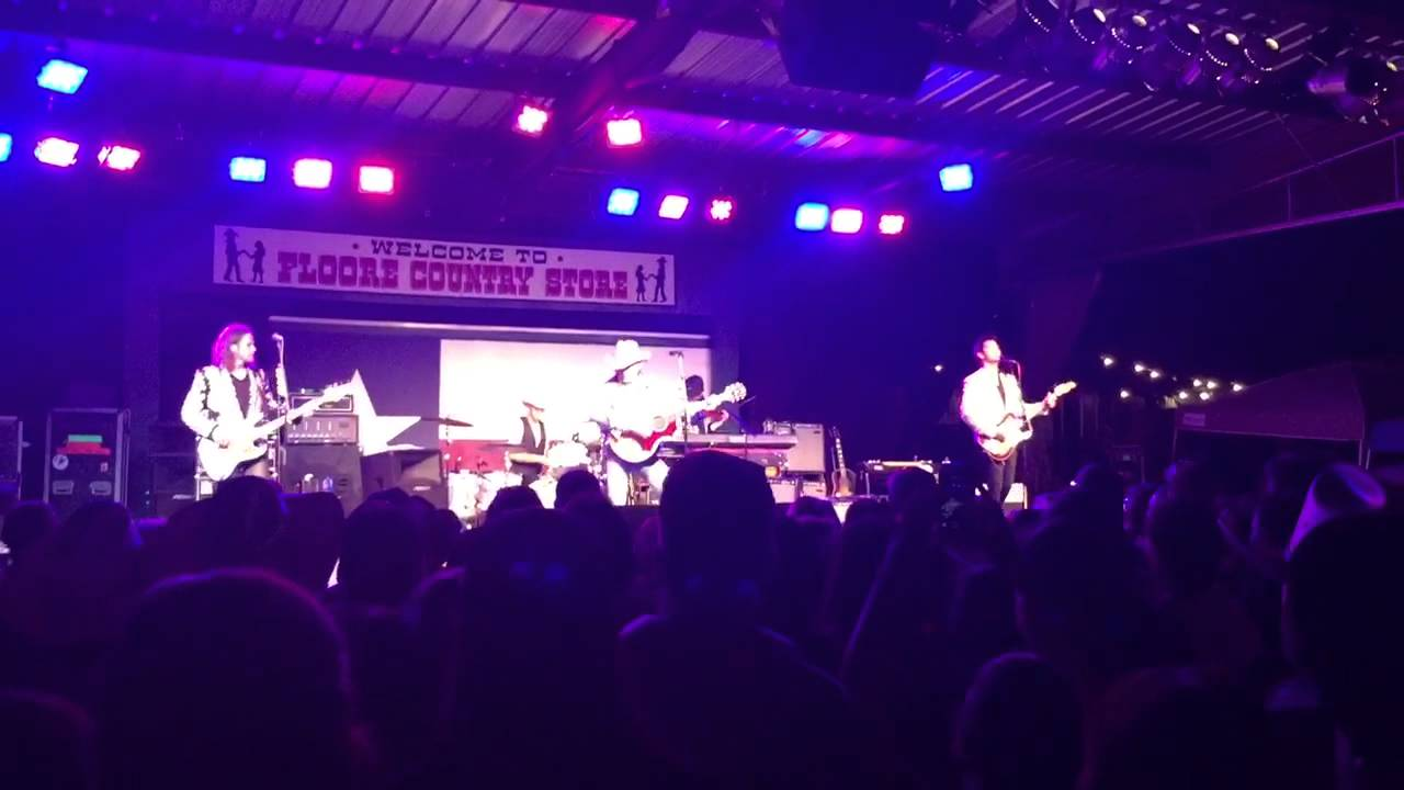 Charming Live At John T. Floores Country Store 6 14 2015