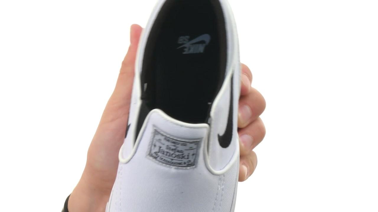 d553d0f3ed Nike SB Kids Stefan Janoski Canvas Slip GS (Big Kid) SKU:8848479 ...