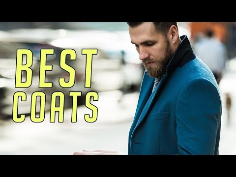 My 6 FAVORITE Winter Coats || Overcoats, Trench Coats and Shearling Jackets || Mens Fashion 2018 ||