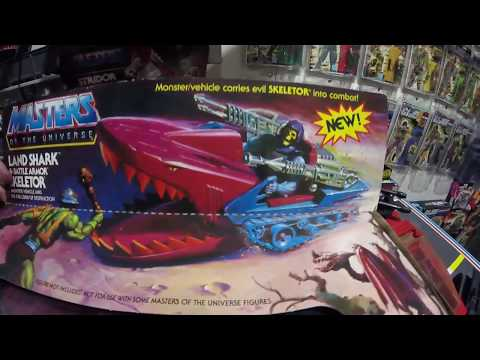 * Vintage Box ART From Masters of the Universe  * Heman Collectors will LOVE seeing the Collection