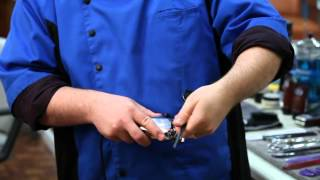 How to Clean & Sterilize Hair Clippers : Hair Clippers & Men's Hair