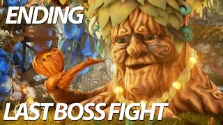 Rad Rodgers World One Ending Boss Fight Last Level 7 Malignant Grove