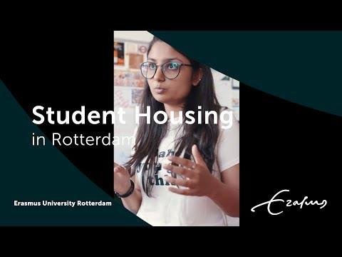 Student housing in Rotterdam