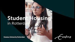 Gambar cover Student housing in Rotterdam