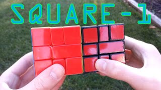 the first good square 1 stickerless qiyi review   thecubicle us