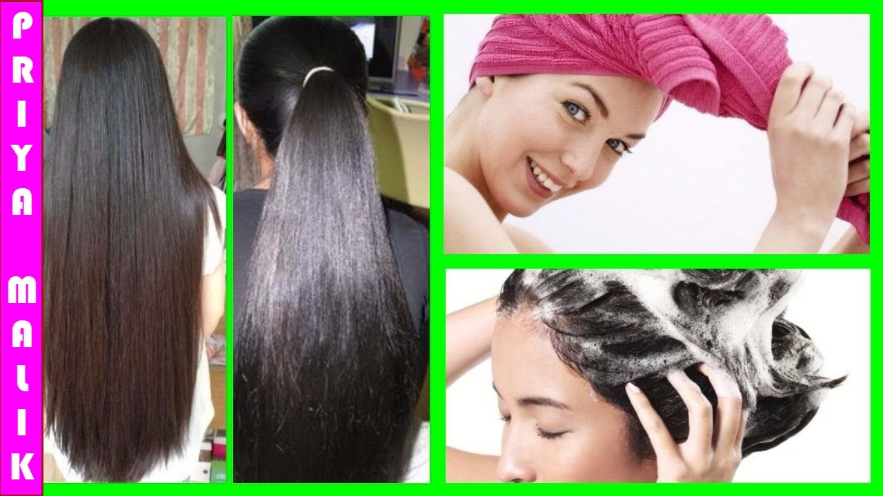 13Natural Ways toMake Your Hair Silky Straight picture