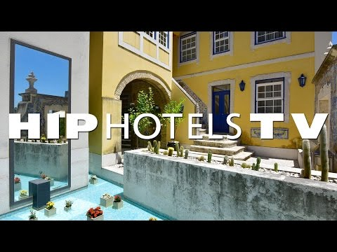 Solar Do Castelo Hotel Trailer in Lisbon | Luxury Hotels in Portugal with HIP Hotels TV