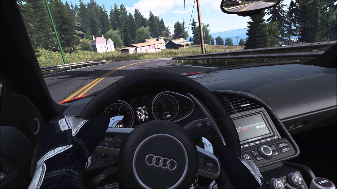 project cars audi r8 no hud all manual youtube. Black Bedroom Furniture Sets. Home Design Ideas